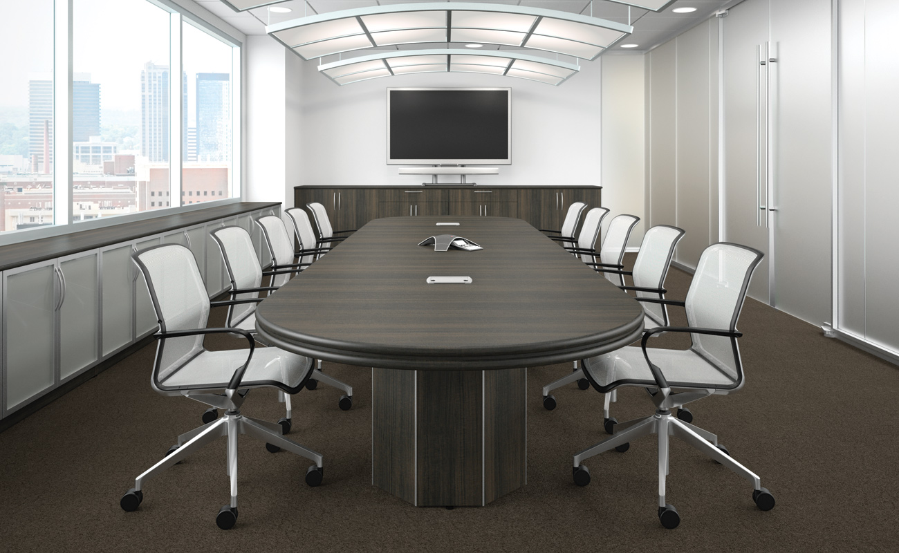 Threehcom ImagesconferenceTraining - Black conference room table