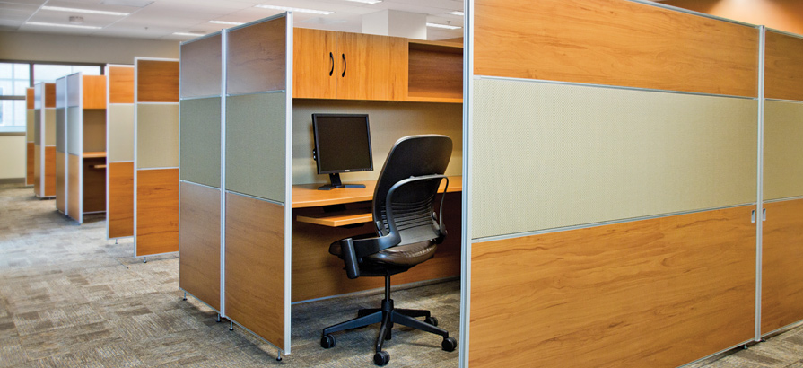 With Three H Furniture For All Managers And Technicians